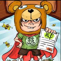 """快閣書店""""六一兒童節"""" 一封來自熊孩子的挑戰書"""